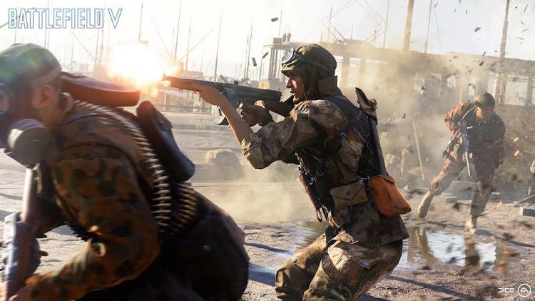 تریلر بازی بتلفیلد 5 - Battlefield V برای معرفی 6 نقشه جدید