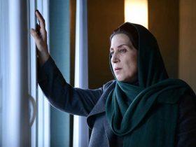 فاطمه معتمد آریا در افتتاحیه جشنواره فیلم فجر