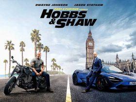 انتشار پوسترهای فیلم سریع و خشمگین: هابز و شاو - Fast and Furious Presents: Hobbs and Shaw