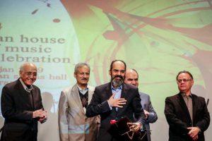 تجلیل از برترینها در نوزدهمین جشن خانه موسیقی