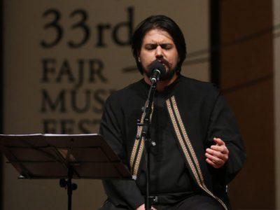 انصراف پوریا اخواص از جشنواره موسیقی فجر 34