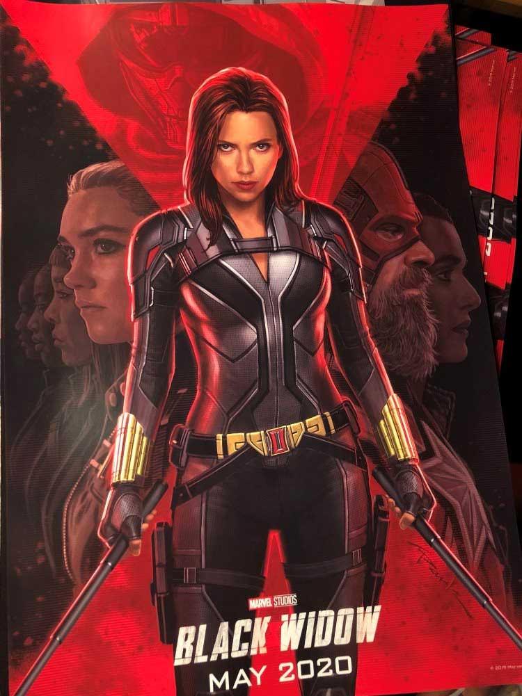 فیلم بلک ویدو (Black Widow)