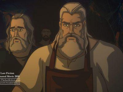 فیلم های جشنواره فجر / انیمیشن آخرین داستان