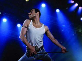 رامی ملک، بازیگر فیلم Bohemian Rhapsody - بهترین بازیگر نقش اول مرد اسکار 2019