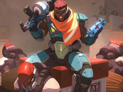 قهرمان Baptiste بازی اور واچ - Overwatch