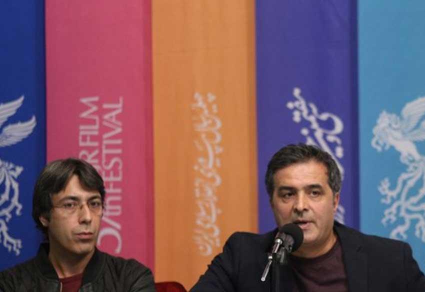 منصور سهرابپور / فیلم حمال طلا / فیلم درخونگاه