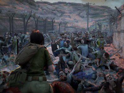 تریلر بازی World War Z