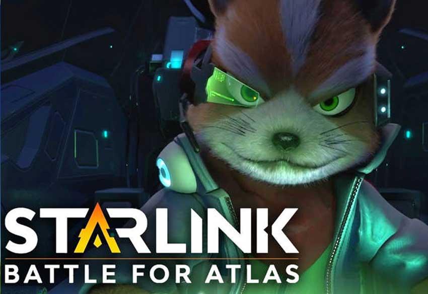نسخه نینتندو سوییچ بازی Starlink: Battle for Atlas