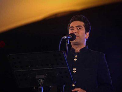 محمد معتمدی خواننده موسیقی ایرانی