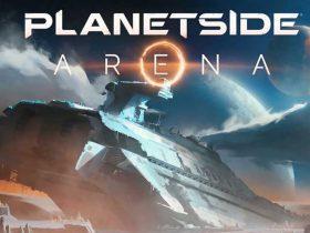 بازی PlanetSide Arena