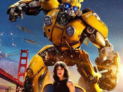 فیلم بامبل بی - Bumblebee در نقش ریبوت فیلم تبدیل شوندگان - Transformers
