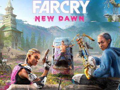 جدول فروش هفتگی انگلستان: Far Cry New Dawn با قدرت تمام در صدر