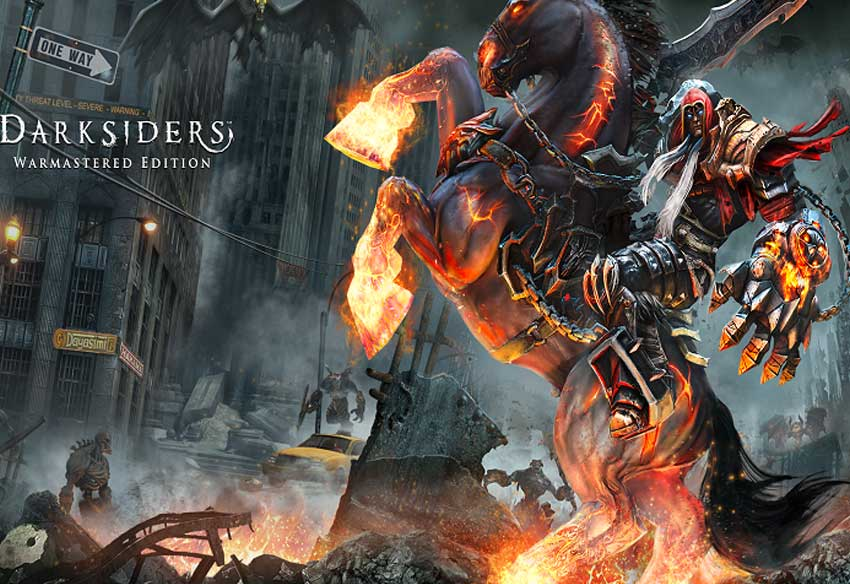 بازی Darksiders: Warmastered Edition