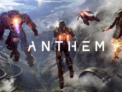 بازی آنتم - Anthem