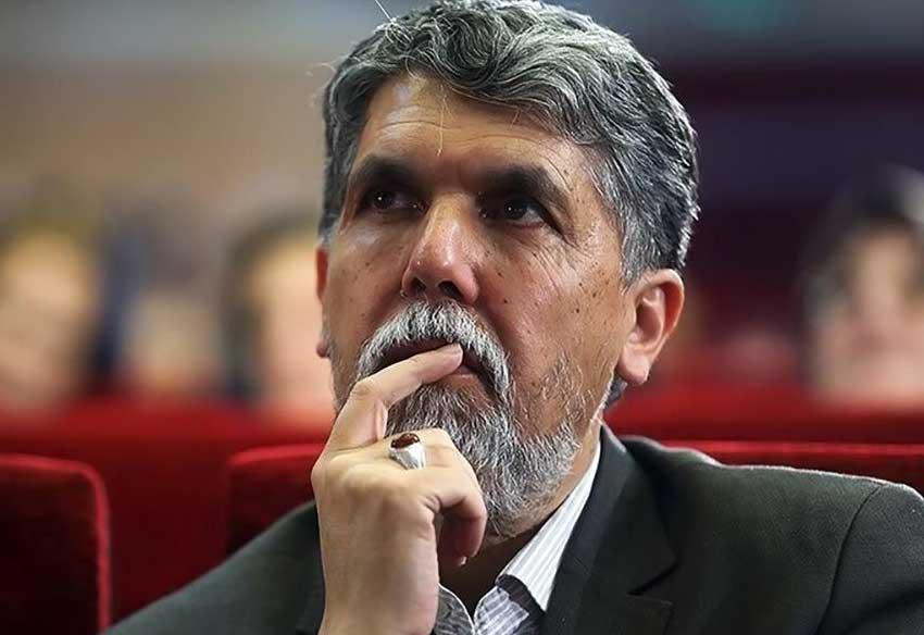 سید علی صالحی وزیر فرهنگ و ارشاد اسلامی