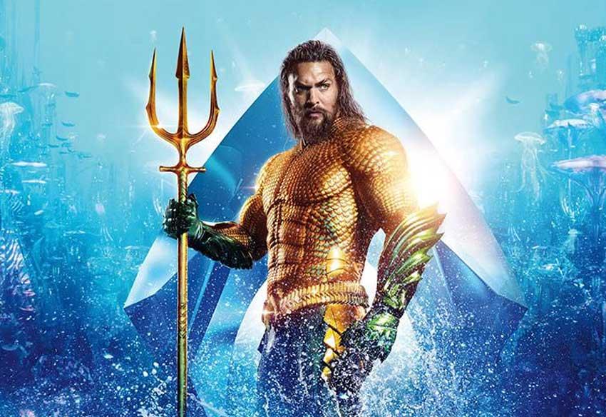 سبقت فیلم آکوامن (Aquaman) از فیلم مرد آهنی (Iron Man)