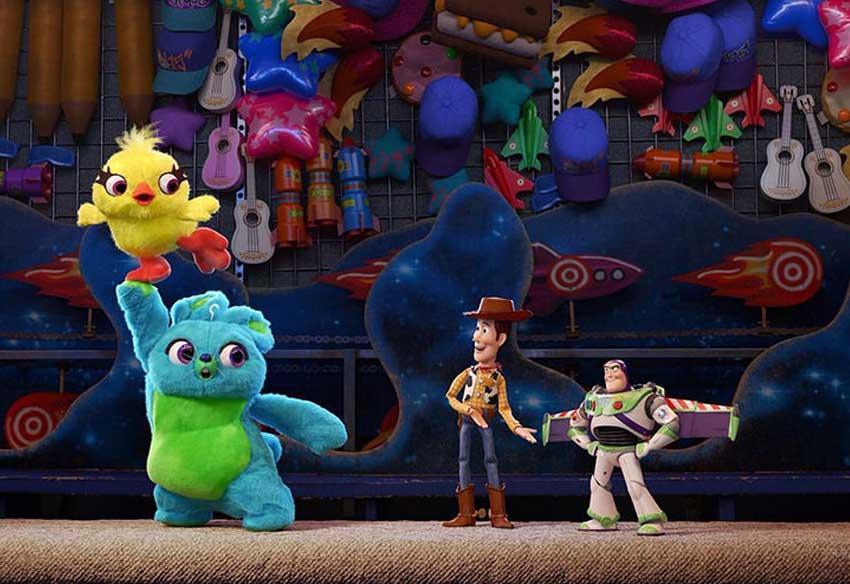 انیمیشن داستان اسباب بازی 4 (Toy Story 4)