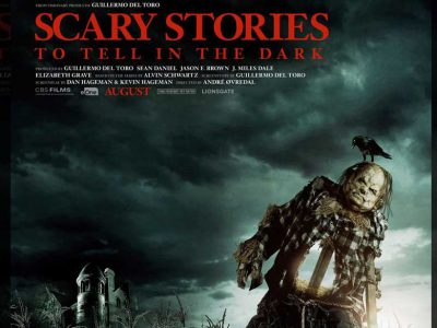 پوستر فیلم ترسناک Scary Stories to Tell in the Dark