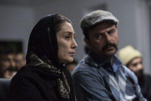 فیلم روزهای نارنجی به کارگردانی آرش لاهوتی و بازی هدیه تهرانی و علی مصفا