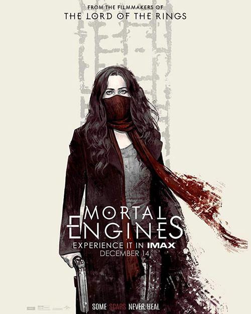 فیلم موتورهای فانی (Mortal Engines)