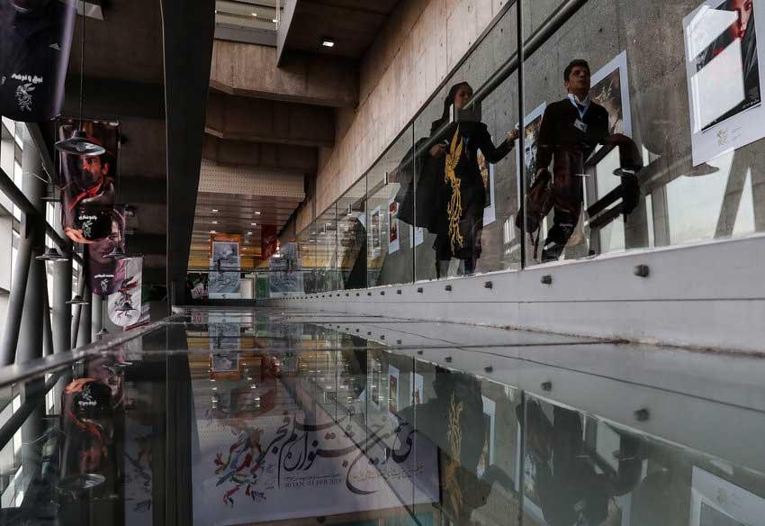 اولین روز سی و هفتمین دوره جشنواره فیلم فجر