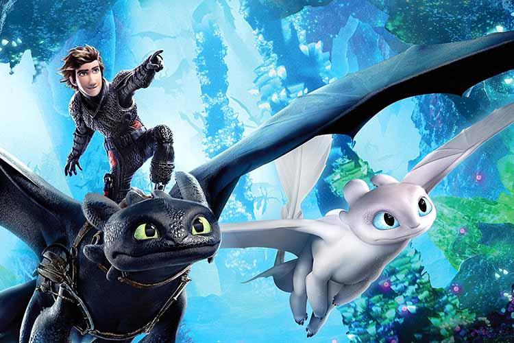 انیمیشن چگونه اژدهای خود را تربیت کنیم: دنیای پنهان - How to Train Your Dragon: The Hidden World