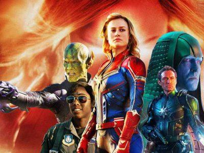 فیلم Captain Marvel(کاپیتان مارول)