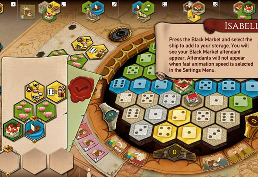 دانلود بازی موبایل The Castles Of Burgundy - قلعه های برگندی