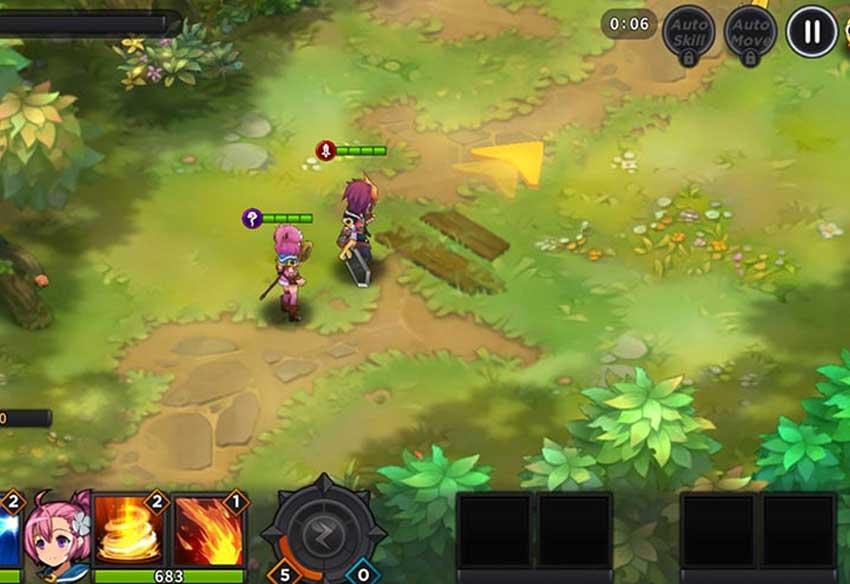 دانلود بازی موبایل GrandChase