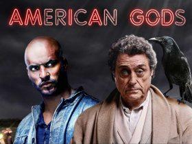 فصل سومسریال American Gods(خدایان آمریکایی)