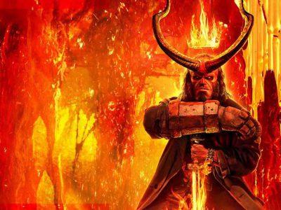ریبوت فیلم Hellboy - هل بوی - پسر جهنمی