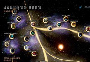 بازی تتریس افکت - Tetris Effect