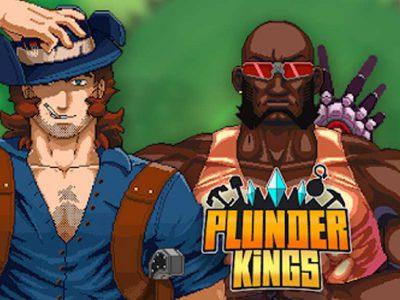 معرفی و دانلود بازی موبایل Plunder Kings