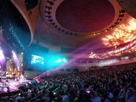 برنامه کنسرت خوانندگان مطرح در سراسر کشور در ایام نوروز