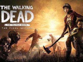 تریلر آخرین قسمت بازی مردگان متحرک - The Walking Dead