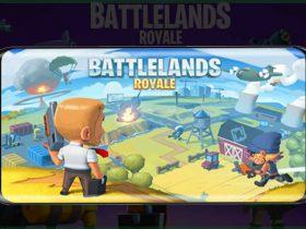دانلود بازی بتل رویال - Battlelands Royale