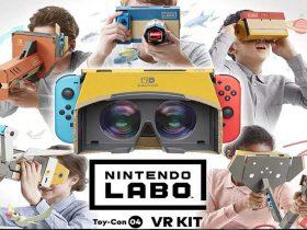 نینتندو لبو - Nintendo Labo