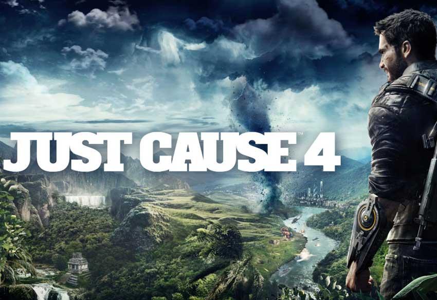بازی جاست کاز 4 - Just Cause 4