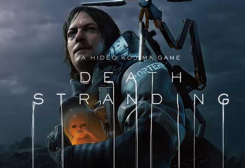 هیدئو کوجیما - بازی Death Stranding