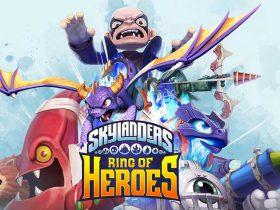 بررسی و دانلود بازی موبایل Skylanders: Ring of Heroes