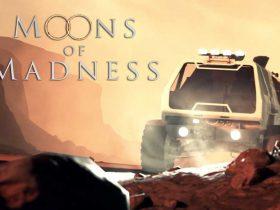 بازی ترسناک Moons of Madness