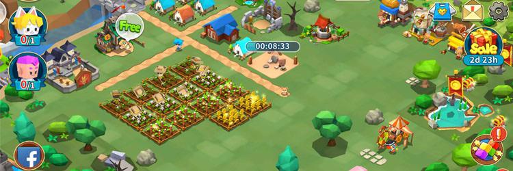 بازی موبایل QubeTown