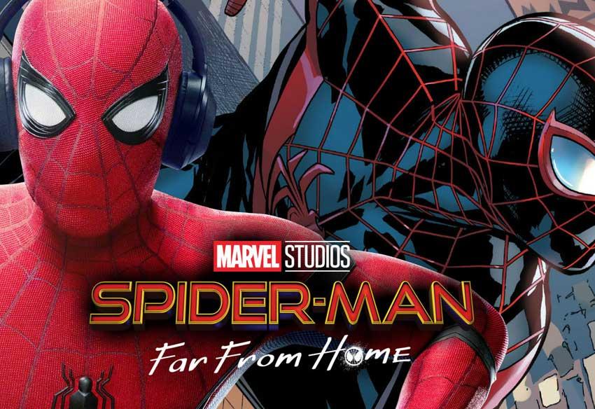 تریلر فیلم مرد عنکبوتی: دور از خانه - Spider-Man: Far from Home