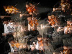 اجرای خوانندگان مطرح در جشن ارکسترهای ایرانی