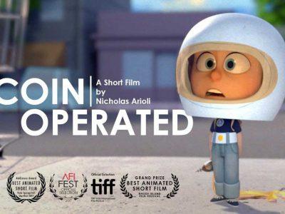 انیمیشن کوتاه Coin Operated