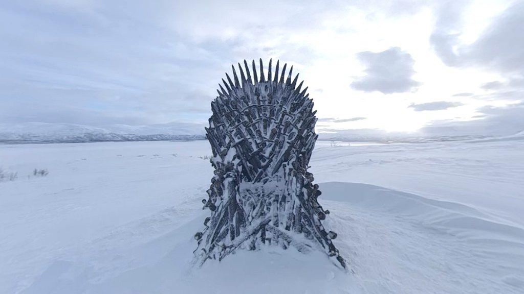 تختهای آهنین سریال بازی تاج و تخت - Game of Thrones