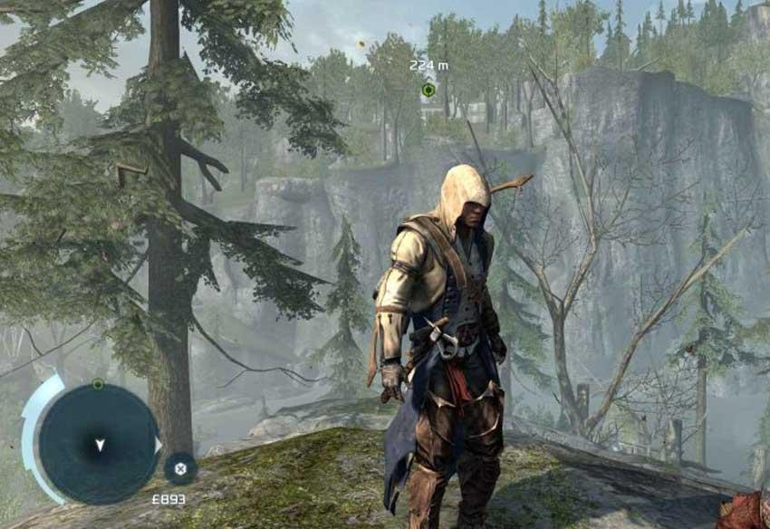 بازی اساسین کرید 3 ریمستر - Assassin's Creed III Remastered