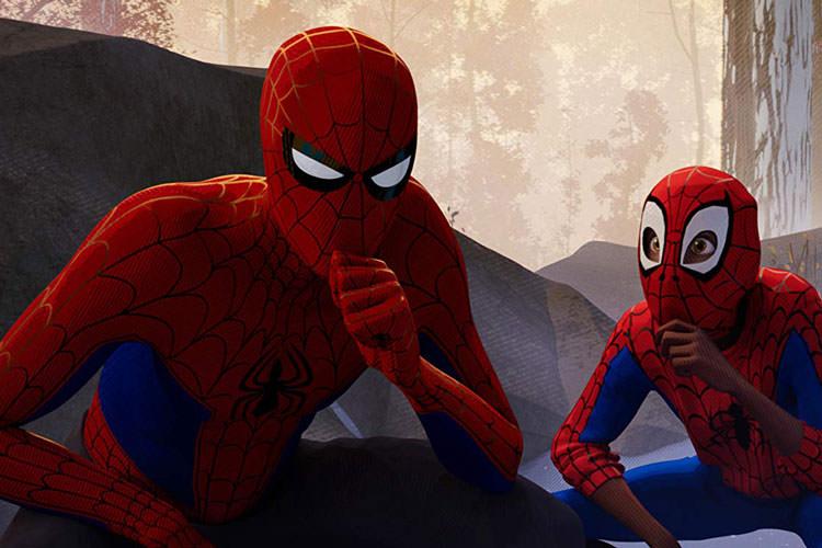 انیمیشن مرد عنکبوتی: سفر به دنیای عنکبوتی - Spider-Man: Into the Spider-Verse