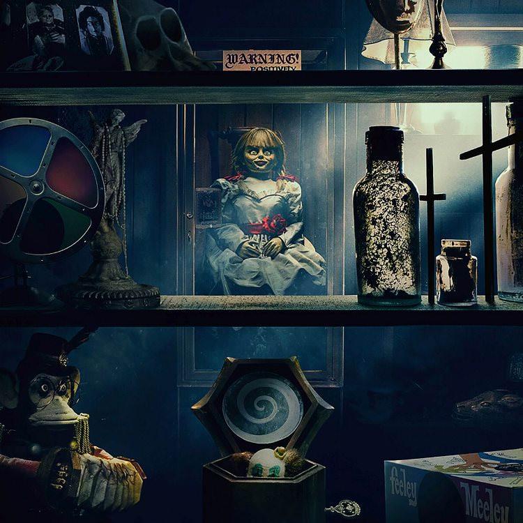 اولین تصویر فیلم آنابل به خانه می آید - Annabelle Comes Home