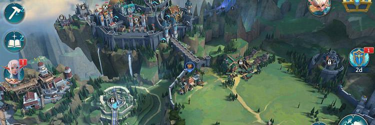 بازی موبایل Mobile Royale: Kingdom Defense